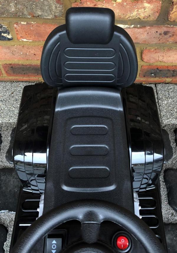 The Big Rig 6v Ride On Lorry Artic Truck - Black-17175