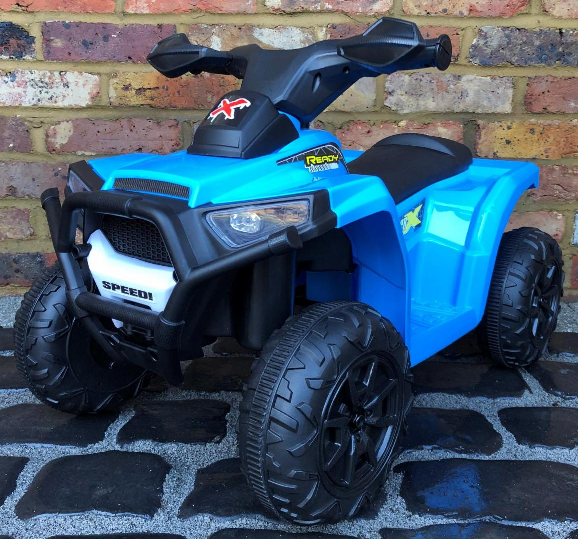 Box Icon Kids My First Mini 6v Quad Bike