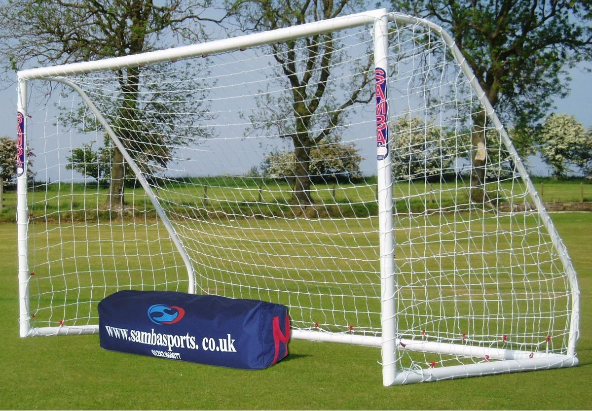 play outside with samba goals