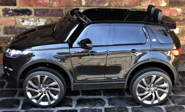 Licensed Range Rover Ride on Car - Black