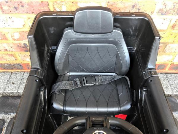 Licensed 12V Ride On Jeep Seat