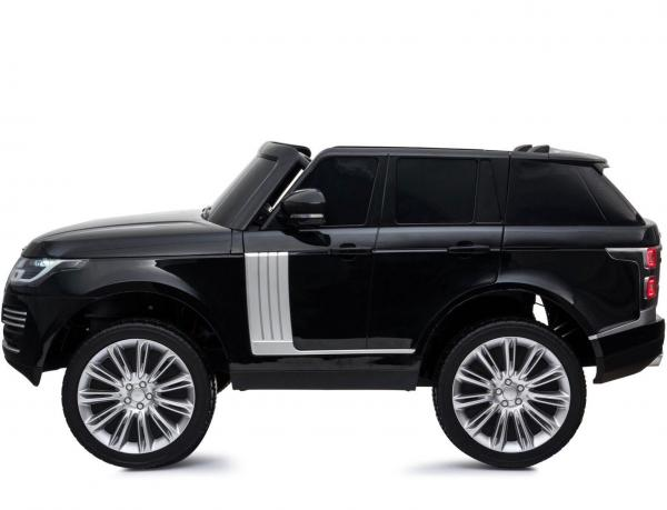 Licensed 24v Range Rover Vogue HSE Sport 4WD 2 Seater Ride On Jeep - Side