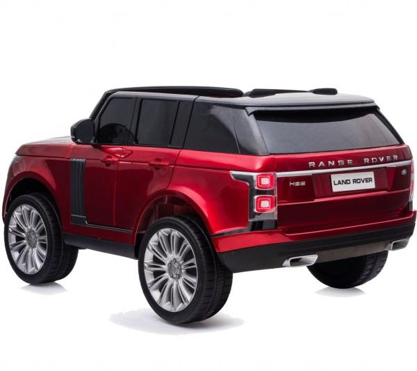 Licensed 24v Battery Range Rover Vogue HSE Sport 4WD 2 Seater Ride On Jeep - Red