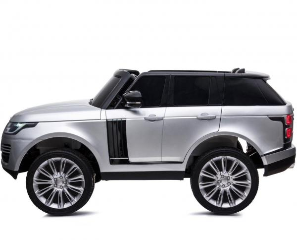 Licensed 24v Range Rover Vogue HSE Sport 4WD 2 Seater Ride On Jeep - Side View