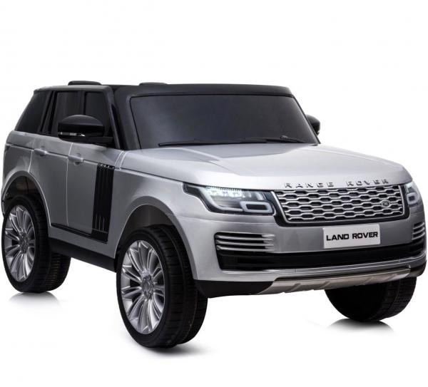 Licensed 24v Range Rover 2 Seater Kids Ride On Jeep - Front View