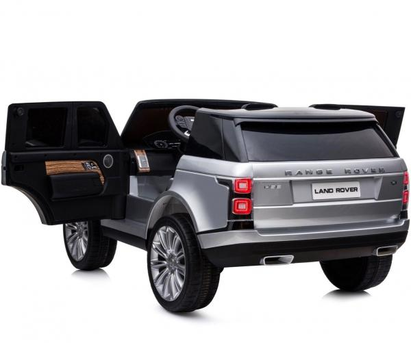 Licensed 24v Range Rover 2 Seater Ride On Jeep - Side View
