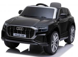 Licensed Audi Q8 SUV 12v Battery / Electric Ride on Car BlackLicensed Audi Q8 SUV 12v Battery / Electric Ride on Car Black -0