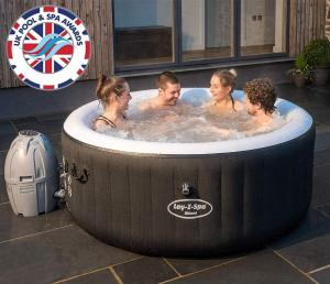 Bestway Lay-Z-Spa Miami Hot Tub 2-4 adultsBestway Lay-Z-Spa Miami Hot Tub 2-4 adults-0