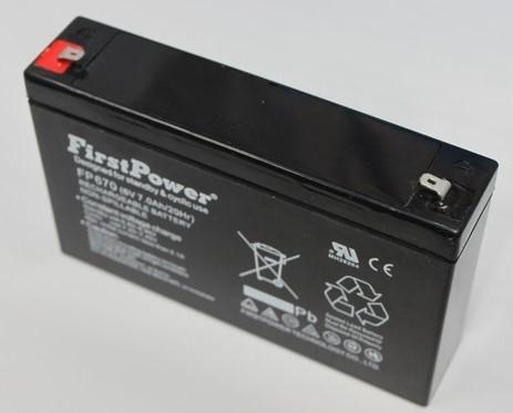 Kids Ride on Car 6V 7.5Ah Replacement / Spare Battery-20140
