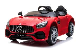 Licensed Mercedes Benz AMG GTR 2 Seater Roadster 12V Ride On Car - RedLicensed Mercedes Benz AMG GTR 2 Seater Roadster 12V Ride On Car - Red-0