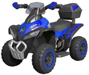 Kids Mini 6v Quad Bike - Blue
