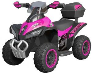 Kids Mini 6v Quad Bike - Pink