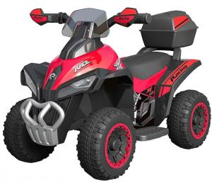 Kids Mini 6v Quad Bike - Red