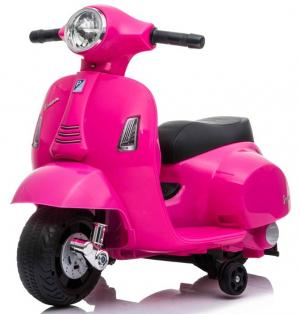 Kids Licensed Vespa GTS Scooter 6v - Pink
