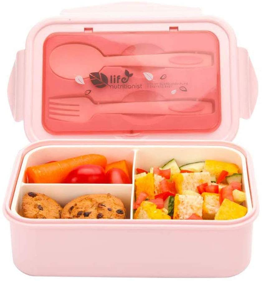 Box Icon Bento Box With Fork And Spoon