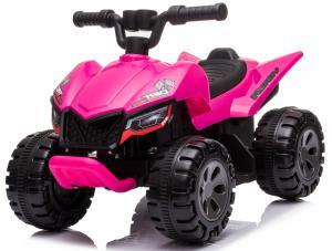 Epic My First Little 6v Ride on Quad Bike - Pink / Black