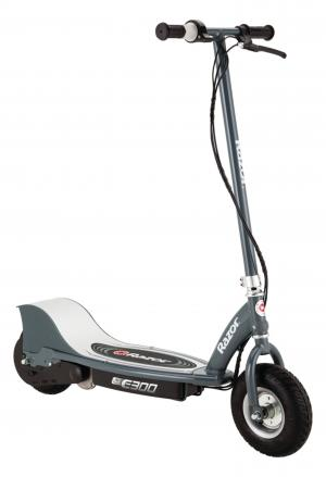 Razor Power E300 Electric Scooter - Grey