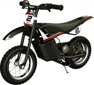 Razor Dirt Rocket MX125 12V Dirt Bike - Black