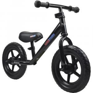 Kiddimoto Super Junior Balance Bike - Black